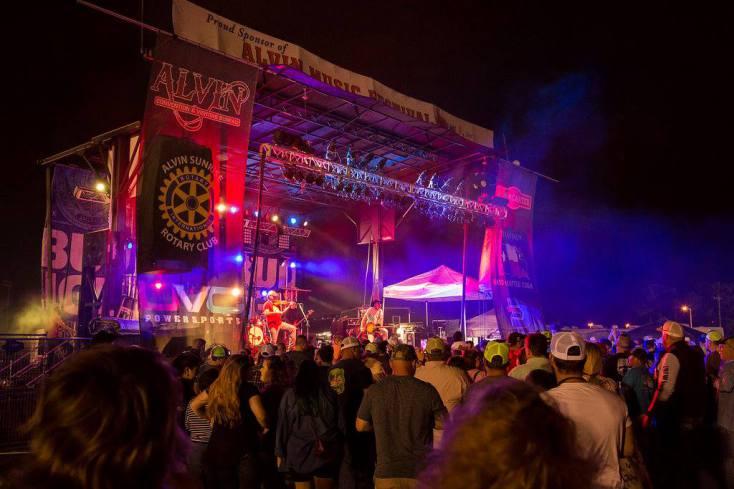 Alvin Music Festival