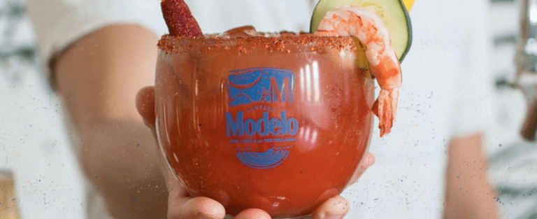 The Modelo Michelada