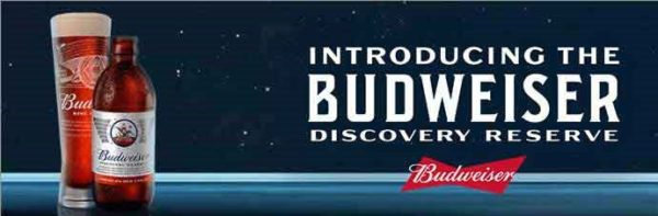 Budweiser's Latest Frontier: Discovery Reserve