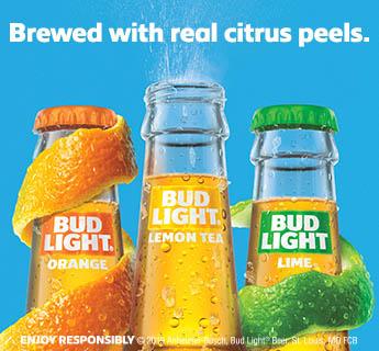 bud light lemon tea alcohol content