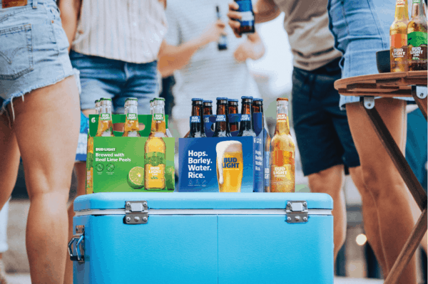 Brewed for the Summer: Bud Light Real Citrus Peels