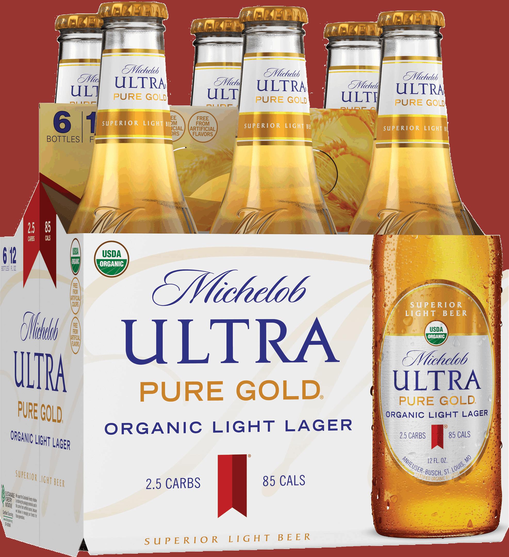 Michelob Ultra | Del Papa Distributing