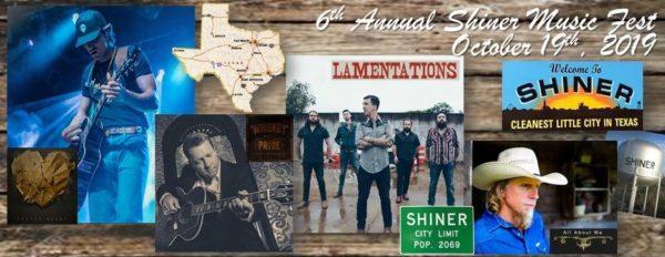 Shiner Music Fest @ Green-Dickson Park