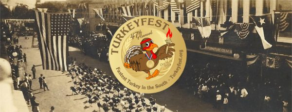 Cuero Turkeyfest @ Cuero Municipal Park