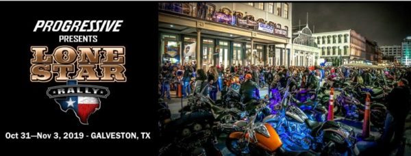 Lone Star Rally @ Downtown Galveston